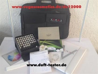 Start-Kit, Vegas Cosmetics, Duft-Tester